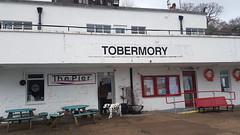Tobermory pier (Donald Morrison) Tags: pier isleofmull salen tobermory sea coast autumn scotland highlands