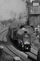 1937-2014 (Better Living Through Chemistry37 (Archive3)) Tags: 60007 lner sirnigelgresley a4 cathedralsexpress