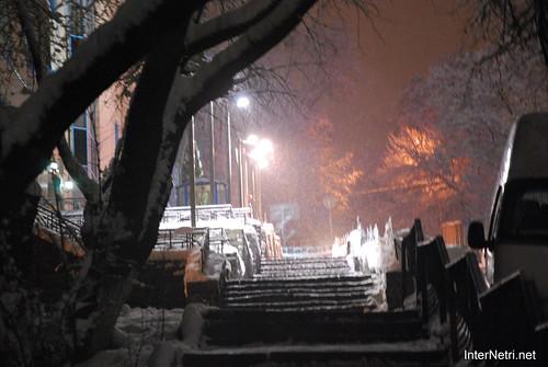 Засніжений зимовий Київ 368 InterNetri.Net Ukraine