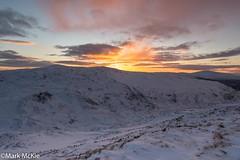 Sunrise (Mark McKie Photography) Tags: bonniescotland scotland sunrisegalloway sunrise galloway gallowayforestpark nikon nikond7500 landscapephotography winterlandscape snowscene snow dumfriesgalloway unitedkingdom