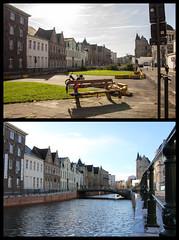 Reep, Ghent (Tetramesh) Tags: tetramesh ghent gent gand eastflanders oostvlaanderen flanders vlaanderen belgium belgië belgique belgien thenandnow localhistory toennu genttoennu ghentnowandthen pastandpresent nowandthen reep nederschelde bisdomkaai