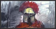 ESPARTA-ARTE-PINTURA-SOLDADOS-ESPARTANOS-GUERREROS-TERMOPILAS-MUERTE-SACRIFICIO-HOMBRES-HISTORIA-GRECIA-PINTURAS-PINTOR-ERNEST DESCALS (Ernest Descals) Tags: esparta sparta espartano espartanos leonidas rey termopilas soldados soldado hombre man men hombres batalla battalas sacrificio muerte military militar historia history historicos personajes historicas pinturas artwork grecia greek greece pintura art arte pintar pintando pintures quadres cuadros cuadro paint pictures pintor pintors pintores painter painters persia army casco ejercito deber destino painting paintings plastica artistas plasticos portrait people retrato artistes espartans honor ernestdescals expresion artist artista gouache warrior warriors imperio empire persian guerrasmedicas persas guerra