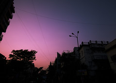 When Days are Cold, and Nights Colder (atreyachoudhury) Tags: 2018 christmas kolkata winter d7200 tokina atx 1120 festive sky