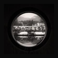 Chengkan Winter Impression (Frans van Hoogstraten) Tags: chengkan mountain anhui huangshan leicam10p summilux35mm