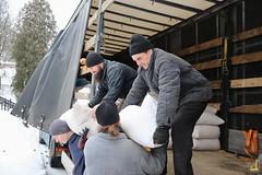 07. Разгрузка гуманитарной помощи 28.12.2018
