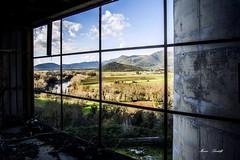 Cava abbandonata di Limatola (BN) (MarinoLandolfo) Tags: muri finestre abbandoned vecchie fabbriche paesaggi panorami fiumi colline montagne campagna colori autunno inverno alberi foglie