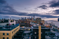 Downtown sunset in purple (Arutemu) Tags: a7rii america ilcea7rii ny nyc newyork nikon nikonnikkor24mmf2ai sony sonya7rii sonya7rmarkii techartlmea7afadapter us usa city cityscape mirrorless urban ciudad citylights unitedstates panorama wideangle evening night nighttime nightscape nightshot newyorkcity nuevayork nightview nightstreet nightfall nikkor manhattan manualfocus metropolis metropolitan アメリカ 米国 美国 ニューヨーク ニューヨーク市 紐育 都市 都市景観 都市の景観 都会 大都会 都市の全景 夕景 夕暮れ 夕陽 夕べ 夕方 夕日 夜 夜景 夜の町 夜光 夜の景色 風景 光景 見晴らし 町 下町 街 街並み 夜の街