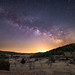 Milky Way over Teruel