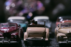 dare to be different (LavenderMillie) Tags: cars individual different miniatures bokeh light lavendermillie2019 macro dare