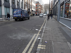 20190118T12-59-41Z (fitzrovialitter) Tags: england fitzrovia gbr geo:lat=5152031000 geo:lon=013499000 geotagged unitedkingdom peterfoster fitzrovialitter city camden westminster streets urban street environment london streetphotography documentary authenticstreet reportage photojournalism editorial daybyday journal diary captureone olympusem1markii mzuiko 1240mmpro microfourthirds mft m43 μ43 μft ultragpslogger geosetter exiftool rubbish litter dumping flytipping trash garbage