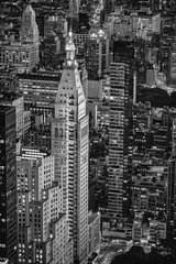 But the Night Rolls Around and It Starts Making Sense (Thomas Hawk) Tags: america esb empirestatebuilding manhattan newyork newyorkcity usa unitedstates unitedstatesofamerica bw us fav10 fav25