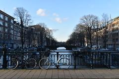 DSC_0655 (elisa.savio) Tags: amsterdam trip travel voyage landscape bike photographer nikkor nikon