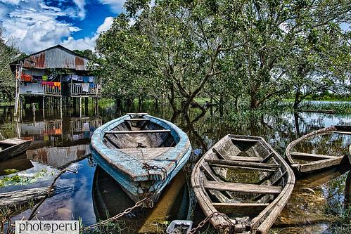Botes, Iquitos