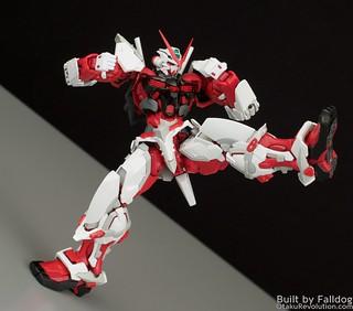 HiRM Astray Red Frame Gundam 25 by Judson Weinsheimer
