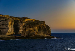 GOZO: DWEJRA (RLuna (Instagram @rluna1982)) Tags: sliema malta island photo rluna rluna1982 travel holidays beach sea gozo comino europa dwejra sunset sunrise intagramapp europe unioneuropea