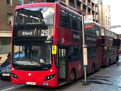 *Rare working* - Evoseti on one of London's busiest routes but with a sizeable cutback | Tower Transit Volvo MCV Evoseti at High Holborn about to work the 25 to Ilford. (alexpeak24) Tags: