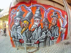 "🐦 ""Birdy Alchemists"" - Florentin, Tel-Aviv - [ISRAEL] (Vagabundler) Tags: graffitiart telaviv israel streetart graffiti graffitiwall grafflife"