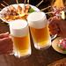 beer sashimi