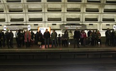02a.WMATA.GalleryPlace.WDC.19January2017 (Elvert Barnes) Tags: 2017 january2017 thursday19january2017triptowashingtondcfrombaltimoremd 19january2017 2017presidentialinauguration 58thpresidentialinauguration2017 58thpresidentoftheunitedstatesinauguration2017 thursday19january2017daybefore58thpresidentialinaugurationwashingtondc thursday19january2017washingtondcpreinaugurationdaystreetphotography washingtondc publictransportation publictransportation2017 commuting commuting2017 ridebyshooting wmata2017 washingtonmetropolitanareatransitauthority2017 wmata washingtonmetropolitanareatransitauthority wmataridebyshooting2017 wmataridebyshooting wmatagalleryplacestation wmatagalleryplacechinatownstation