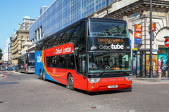 50264 T55UBE Thames Transit (busmanscotland) Tags: 50264 t55ube stagecoach oxford tube t55 ube van hool astromega tdx27 thames transit
