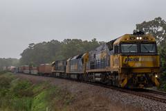 5BS6 @ Martin's Creek (Electric Motive) Tags: trains train trainspotting locomotive loco martins creek bs6 5bs6