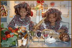 Anne-Moni und Tivi ... (Kindergartenkinder 2018) Tags: advent kindergartenkinder annemoni tivi