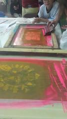 Quartiers rêvés (Auberfabrik albums) Tags: sérigraphie print quartier aquarelle dessin artsplastiques aubervilliers cochennec