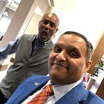 Photobombed at the best hotel in Edmond.. cool staff great meeting h areas and even good food! #okrealtors #hiltongardeninnedmond thumbnail