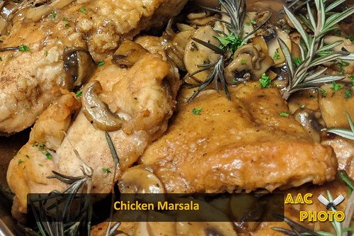 "Chicken Marsala • <a style=""font-size:0.8em;"" href=""http://www.flickr.com/photos/159796538@N03/32646988918/"" target=""_blank"">View on Flickr</a>"