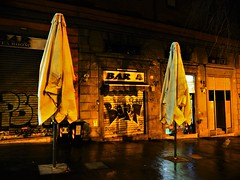 Rome (Meg Kamiya) Tags: rome italy italia olympus omd em10 colour night light city