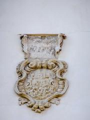 escudo exterior Iglesia de Nuestra Señora de Montserrat Madrid 04 (Rafael Gomez - http://micamara.es) Tags: escudo exterior iglesia de nuestra señora monserrat madrid montserrat