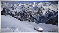 Cabane Brunet - Canton de Valais - Suisse (jamesreed68) Tags: neige snow hiver winter froid cold paysage nature landscape alpes alps suisse swiss schweiz switzerland valais brunet xiaomi redmi note