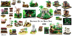 Brethren of the Brick Seas 2018 (Ayrlego) Tags: ayrlego brethrenofthebrickseas bobs lego