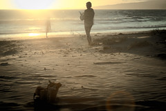 DSC03969-curves (Angelica Perduta) Tags: ndfilter beach sunrise haze