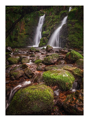 Venford Falls (Rich Walker Photography) Tags: waterfall waterfalls water brook stream river dartmoor devon landscape landscapes landscapephotography longexposure longexposures longexposurephotography rock boulder boulders moss woodland woods wood canon england efs1585mmisusm eos eos80d
