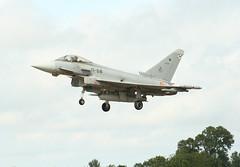 EGVA - Eurofighter EF-2000 Typhoon - Spanish Air Force - 11-08 (lynothehammer1978) Tags: egva ffd raffairford royalinternationalairtattoo royalinternationalairtattoo2007 spanishairforce eurofighteref2000typhoon 1108