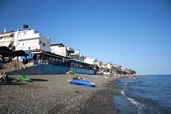 Mouvement bleu (flomwmw) Tags: plage crete greece