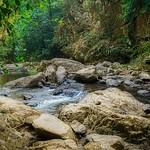 Pala-U waterfall in Kaeng Krachan National Park in Prachuap Khiri Khan province near Hua Hin, Thailand thumbnail