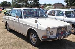 PLP 176L (2) (Nivek.Old.Gold) Tags: 1973 volvo 164 auto 2986cc