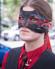 (jwcjr) Tags: 2016dragoncon atlantaga atlantageorgia dragoncon dragoncon2016 pentax people atlanta man face portrait mask cosplay