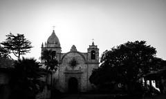 Carmel Mission. Carmel, CA. 2018. (maxsidman) Tags: x100f fujifilm carmelmission missionsancarlos carmelca blackandwhite