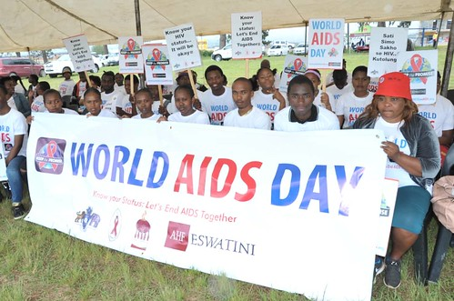 WAD 2018: Eswatini