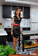 JATMAN - Tutorial City Loft Art Studio 12 (JATMANStories) Tags: 16scale 16 diorama doll dolls dollcollecting dollhouse diy fashionroyalty actionfigure barbie