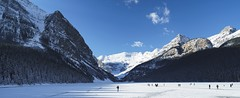Lake Louise (christianreimer) Tags: rockymountains rockies kanada winter glacier gletscher lakelouise banffnationalpark see lake
