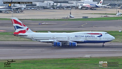 British Airways G-BYGG Boeing 747-400 at London Heathrow Airport - video grab (bananamanuk79) Tags: planewatch pictures aviation airplane airport london flying flight runway air travel transport pilot avgeek airways takeoff departure flyer vehicle outdoor airliner jet jetliner flyers travelling holiday jumbo logo livery painted airplanes aicraft photos airline airliners airlines planespotter sky cockpit aircraft people photo heathrow lhr airbus boeing jets landing planespotting britishairways boeing747 747 747400 gbygg