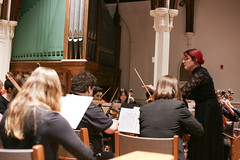 All University Orchestra (dailycollegian) Tags: music church grace episcopal
