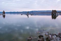 20140123_mono_lake_004 (petamini_pix) Tags: monolake california tufa lake reflection dawn landscape water
