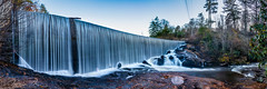 dam near highlands NC (McMannis Photographic) Tags: northcarolina destination highlands travel carolinas explore nc southeast tourism