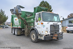Autocar WX64 - McNeilus AutoReach Garbage Truck (Thrash 'N' Trash Prodcutions) Tags: garbage trash refuse truck recycle recycling trucks mcneilus autoreach asl automated side loader autocar xpeditor wx64 whitegmc volvo rubbish sanitation disposal waste collection vehicle wm wastemanagement rural county country kennewick washington bentoncounty green cart bin can container dustbin toter evr trashmonkey22