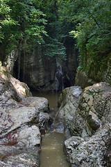 _Sochi_Uschele_Agura_2009_07_13 (Бесплатный фотобанк) Tags: gorge krasnodarkrai river russia sochi агура краснодарскийкрай сочи россия ущелье река природа nature водопад waterfall гора большойахун